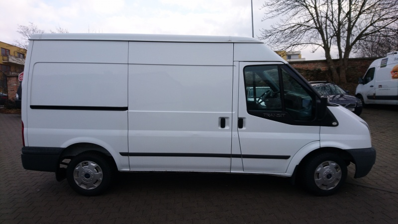 Ford Transit - 9,1 m<sup>3</sup> (A)