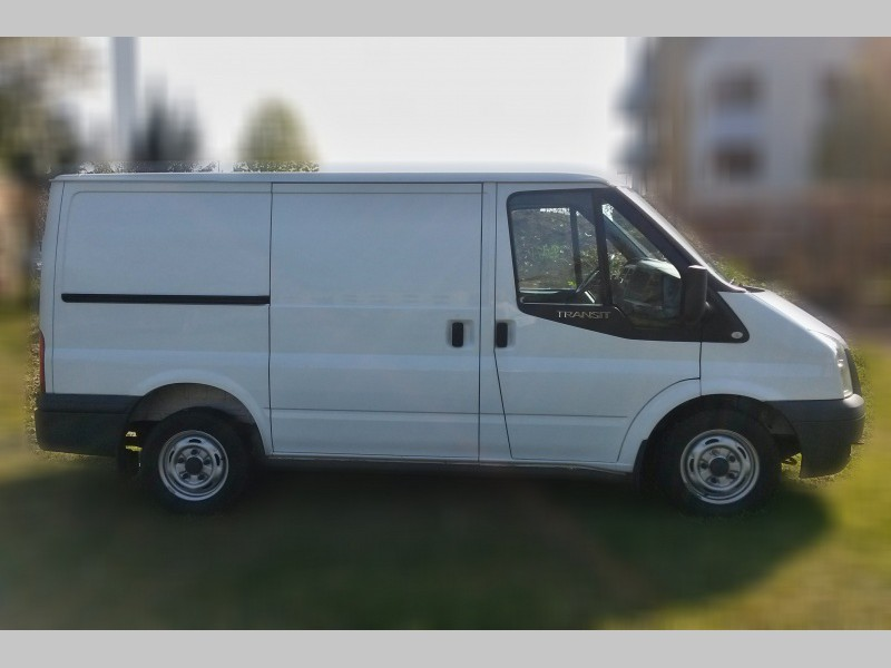 Ford  Transit - 6,3 m<sup>3</sup> (A)