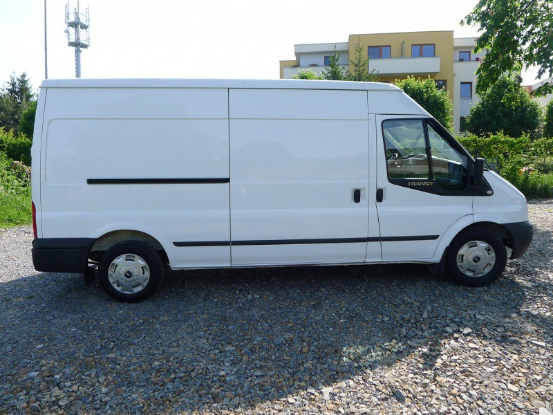 Ford Transit - 10 m<sup>3</sup> (A)