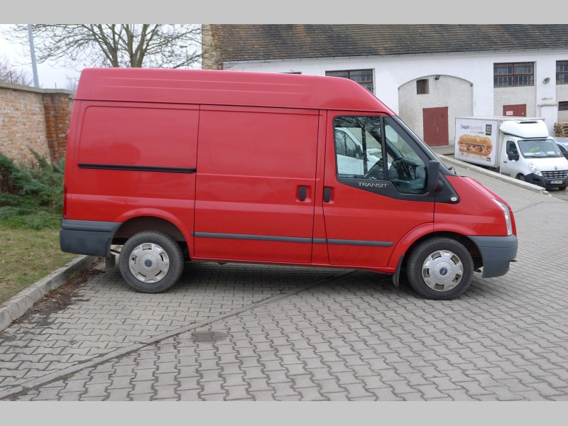 Ford Transit - 6,6 m<sup>3</sup> (A)